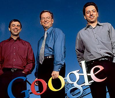 Google is dol op Apple iPhone
