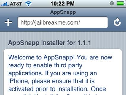 Jailbreakme krijgt update