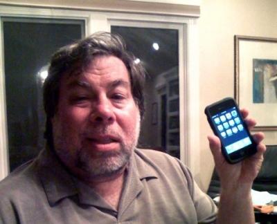 wozniak over 10 miljoen iPhones