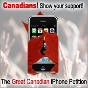 Canadian iPhone Petition
