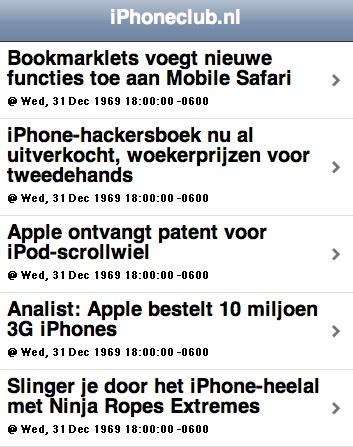 iPhone Builder