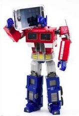 ExstreamMac sluit deal voor Transformers 2 Special Edition iPhone Hardcase