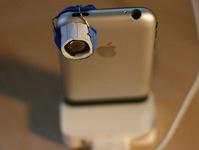 Macrolens voor Apple iPhone