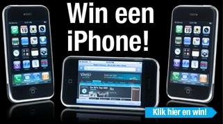 Radio Veronica, iPhone winnen