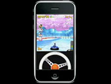 Mario Kart op iPhone
