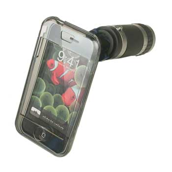 Flexii telelens voor de iPhone