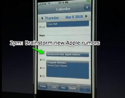 Phil Schiller Apple Rumors