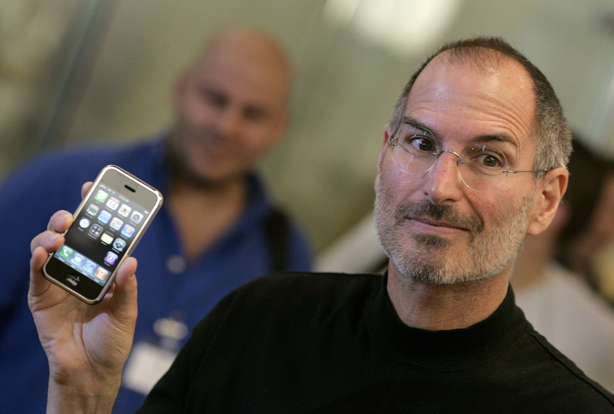 Apple most admired company volgens Fortune