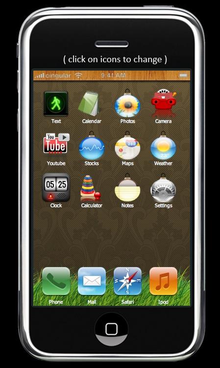iPhone Theme Maker