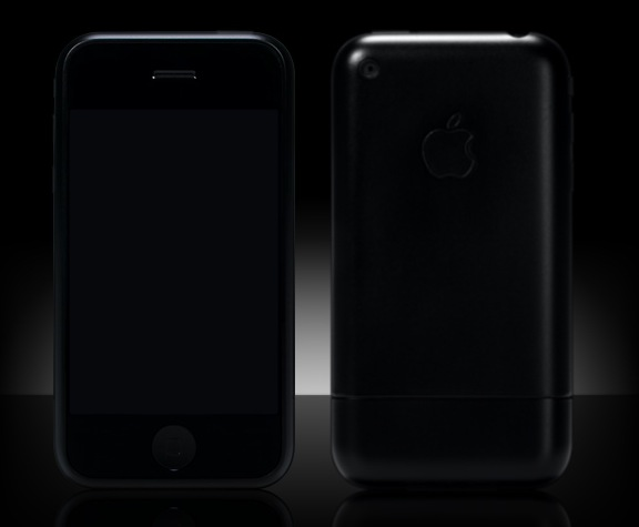 Stealth iPhone Colorware