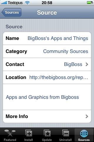 Big Boss Source