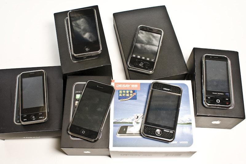 iPhone-klonen