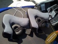 iPhone Headset Motorhelm