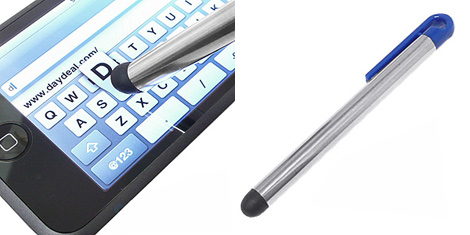 Soft Touch Stylus voor iPhone