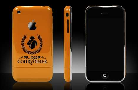 Courvoisier Limited Edition iPhone