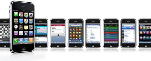 iPhone webapps en andere programma\'s