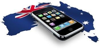 Australia iPhone