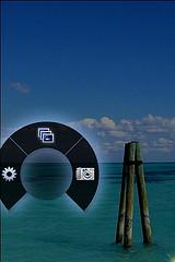 PhotoBoard multitouch fotobrowser voor iPhone