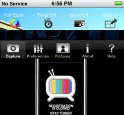 UShow, foto\'s publiceren op YouTube, Flickr en MySpace