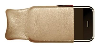 Boa dunne case voor iPhone