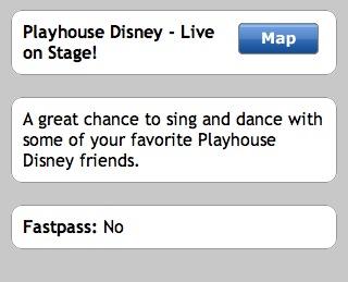 Disney iPhone Guide
