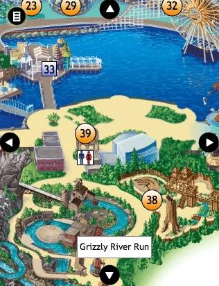 Disney Adventure Guide iPhone