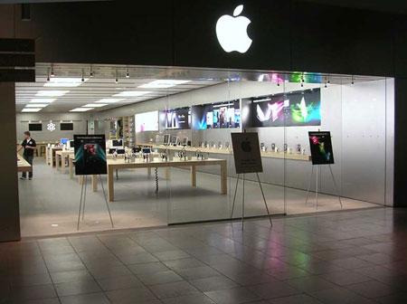 Apple Store, tekort aan iPhones