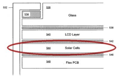 Apple Zonnecellen