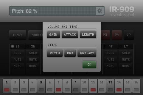 IR-909