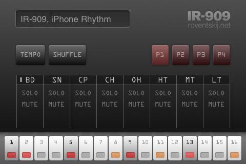 Roland IR-909
