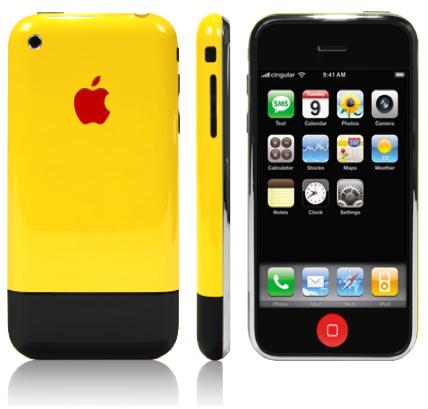 iPhone Belgisch