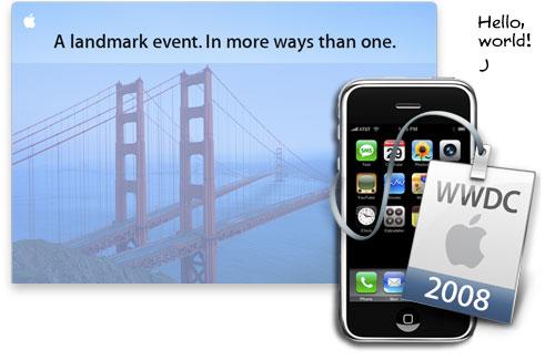 iPhone WWDC 2008