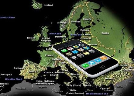 iPhone Europa