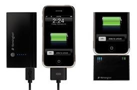 Kensington reservebatterij iPhone iPod