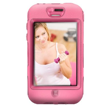 Otterbox Strength Pink Case for iPhone