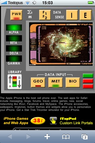 Tricorder Star Trek