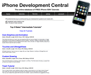 iPhone Development Central