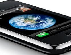 iPhone 2.0 liggend