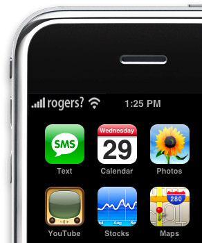 iPhone Rogers