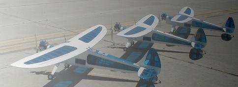 Vliegtuigjes