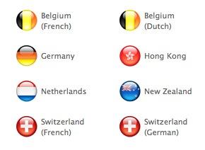 Belgie op 11 juli