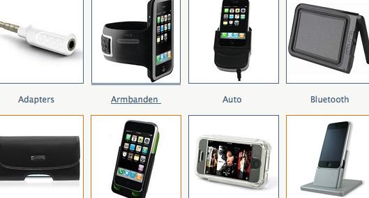 iPhoneclub accessoireshop