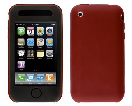 STYLZ iPhone 3G Silicon Skin