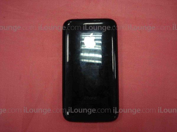iPhone 3G behuizing krasgevoelig