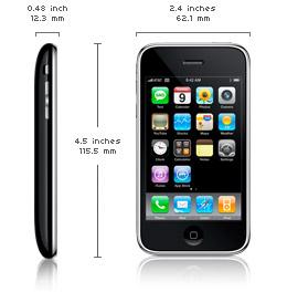 iPhone specificaties