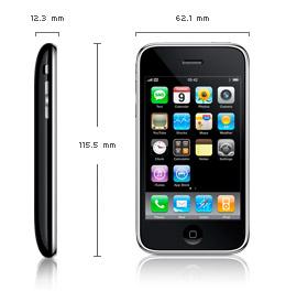 iPhone 3G Nederland