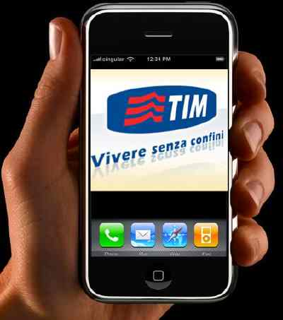 iPhone TIM