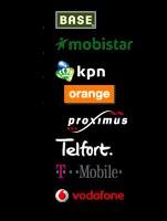 Providerlogo\'s en GPRS-instellingen voor Nederlandse iPhones