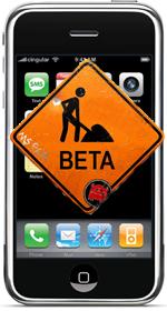iPhone beta-applicaties