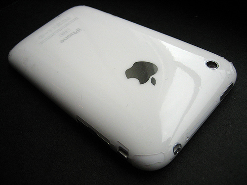 invisibleshield voor iPhone 3G